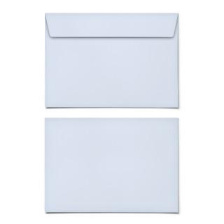 Briefumschläge - Wolkenblau - DIN C6