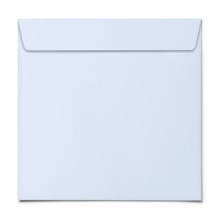 Briefumschläge - Wolkenblau - Quadrat