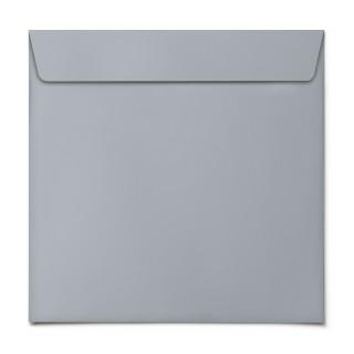 Briefumschläge - Grau - Quadrat
