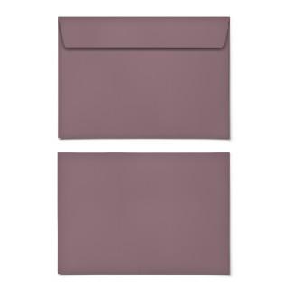 Briefumschläge - Dunkelrot - DIN C6