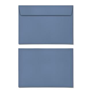 Briefumschläge - Blau - DIN C6
