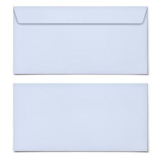 Briefumschläge - Wolkenblau - DIN Lang