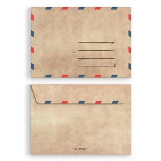 Briefumschläge - Vintage - DIN C6