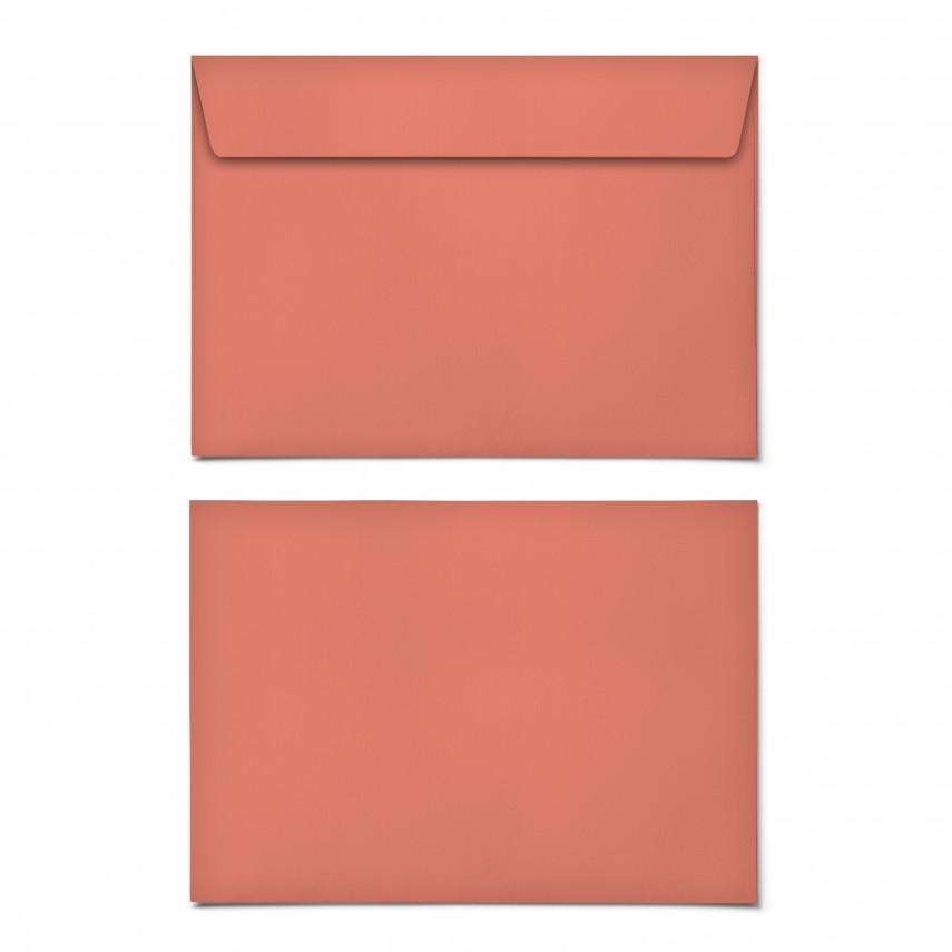 Briefumschläge - Orange - DIN C6