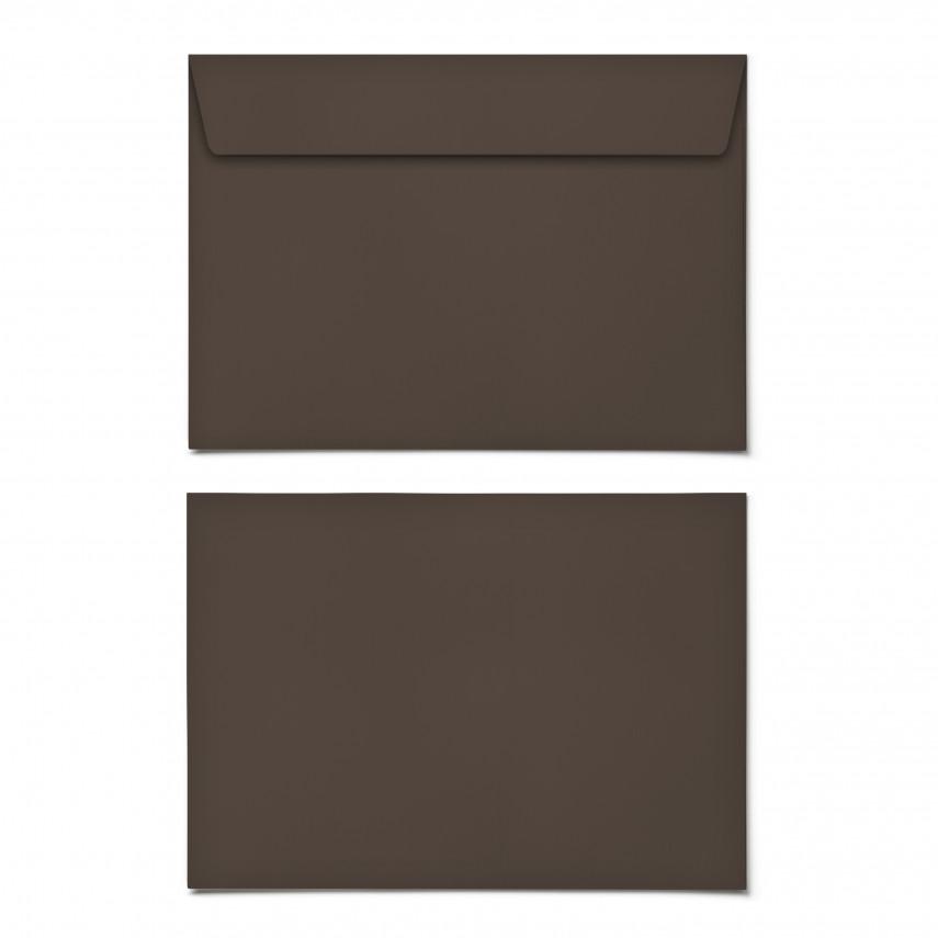 Briefumschläge - Braun - DIN C6
