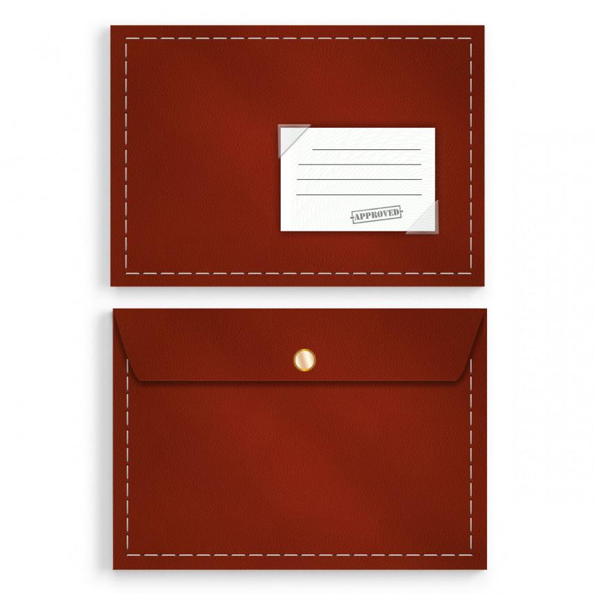 Briefumschläge - Reisepass - DIN C6