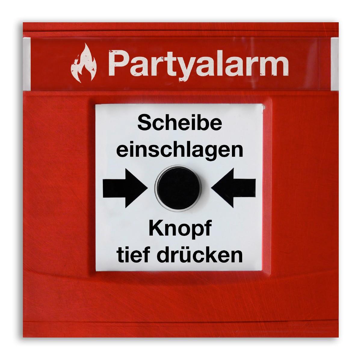 Einladungskarten Als Feueralarm