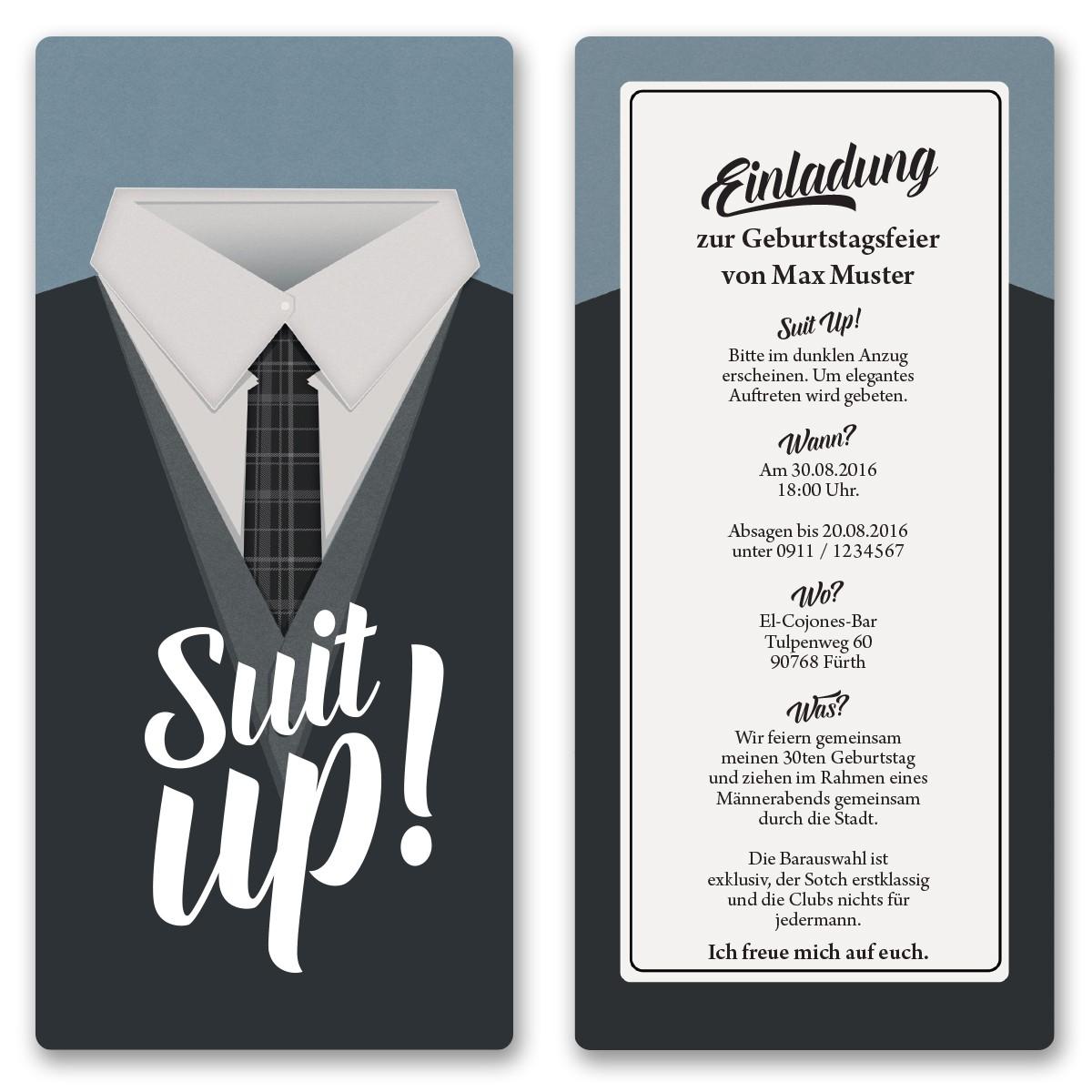 Einladungskarten zur Black and White Party ab 55 Cent / Einladung ...