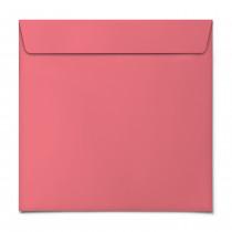 Briefumschläge - Rot - Quadrat