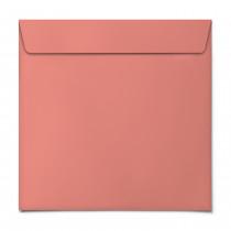 Briefumschläge - Orange - Quadrat