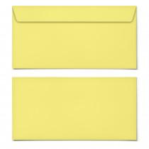 Briefumschläge - Gelb - DIN Lang