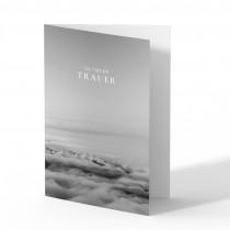Trauerkarten - Wolken
