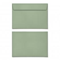 Briefumschläge - Grün - DIN C6