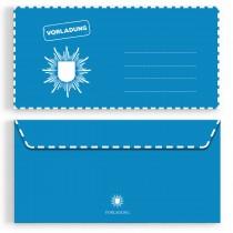 Briefumschläge - Polizei - DIN Lang