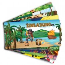Einladungskarten - Kinder
