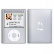 Hochzeitseinladungen als MP3-Player