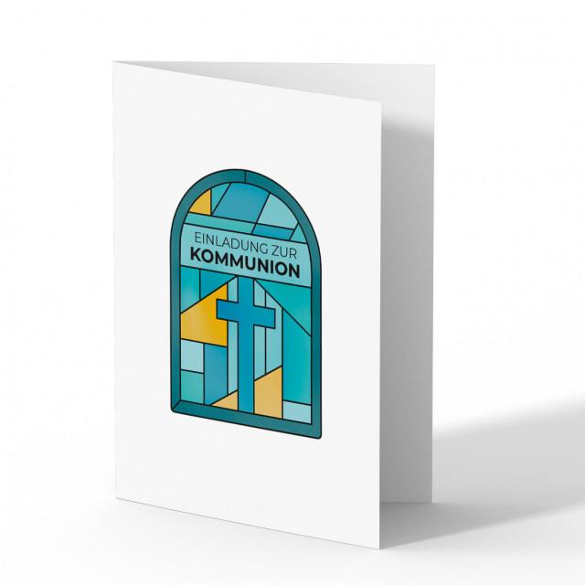 Konfirmationskarten - Kreuz
