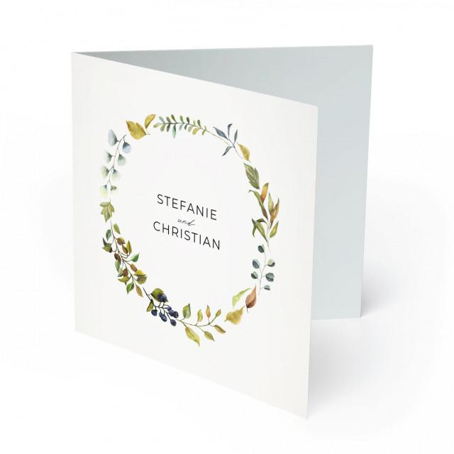 Einladungen zur Hochzeit - Beeren