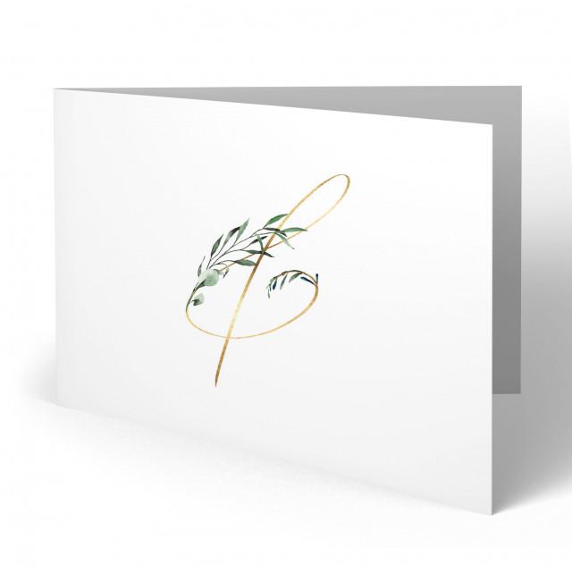 Einladungen zur Hochzeit - Ampersand