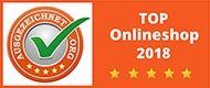 Top Onlineshop 2018